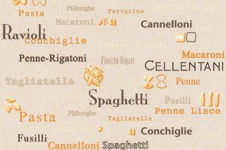 ROLLEN Struktur Tapete Pasta Creme
