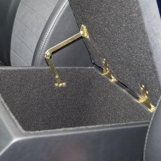 Sitze Cubbybox Defender Land Rover Innenausstattung