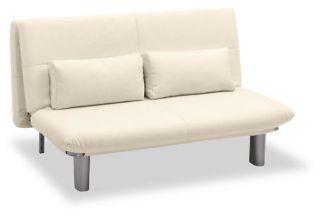 NEU Designer Sofa Webstoff Schlafsofa LISA ~ B 150 cm