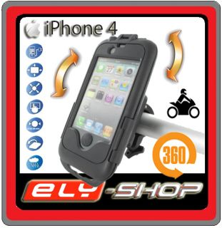 SUPPORTO MOTO BICI ENDURO WATERPROOF ANTIURTO IMPERMEABILE PER APPLE