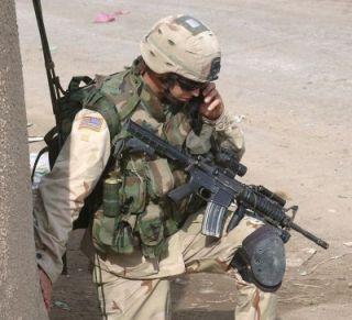US ARMY DCU Desert Combat Uniform BDU pants trousers Hose Medium X