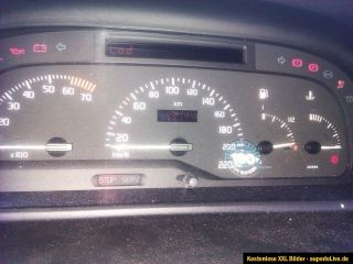Renault Laguna, Bastlerfahrzeug, Unfallfahrzeug, Limousine