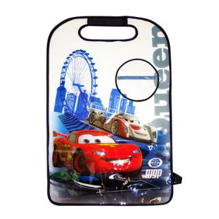 Disney PIXAR Cars 2 Auto Rückenlehnenschutz Sitzschutz NEU #6836