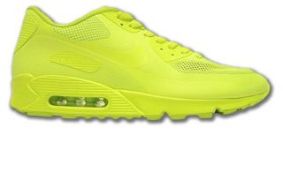 Nike Air Max 90 Hyp PRM Hyperfuse Premium Fuse Neongelb Neu Größen