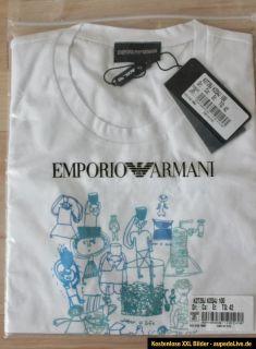 Armani  Acqua For Life  Damen T Shirt Gr. 42 NEU / OVP