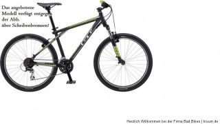 GT Avalanche 4.0 Disc Mountain Bike, Hardtail, Fahrrad, 2012