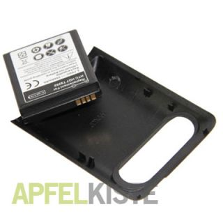 MEGA 3500mAh Akku Batterie Extended HTC HD7 HD 7 #690