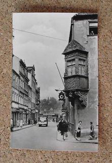 AK PIRNA i.Sa.1959 Karl Marx Straße m. Engelserker (696