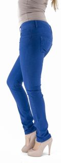 Cross Jeans Hose Melissa P481   900, royal blau