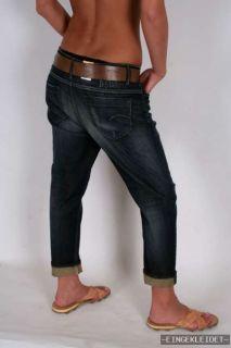 Star RAW Midge loose tapered wmn Damen Jeans Hose Baggy GR. W L 26