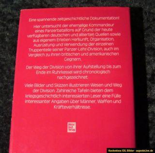 Helmut Ritgen Die Geschichte der Panzer Lehr Division im Westen E. A