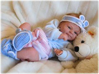 Reborn Baby Coco  Malu by Elisa Marx Brandneu♥Nice girl♥