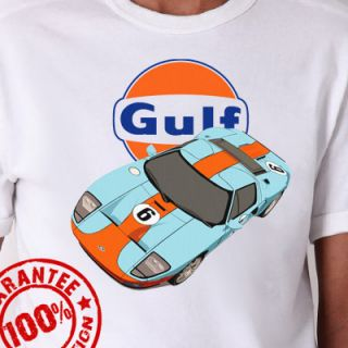 Ford GT Racing T Shirt All Sizes XS 3XL #743
