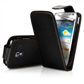 Flip Style Case Samsung Galaxy ACE 2 i8160 Etui handy leder Tasche