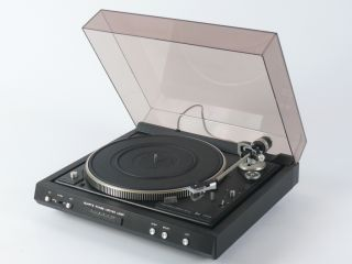 DUAL CS 731 Q HIGH END PLATTENSPIELER TURNTABLE MIT QUARTZ STEUERUNG