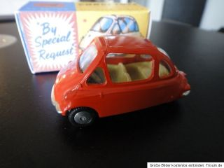 CORGI TOYS HEINKEL ECONOMY CAR * RESTORATION BY BLACKHAT PIRATES