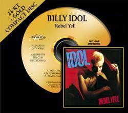 AFZ 036  Billy Idol   Rebel Yell Gold CD