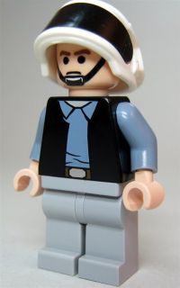 LEGO Star Wars Figur Rebel Scout Trooper (10198/7668) mit Blaster