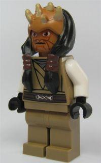 LEGO Star Wars Figur Jedi Eeth Koth (aus Bausatz 7964) mit