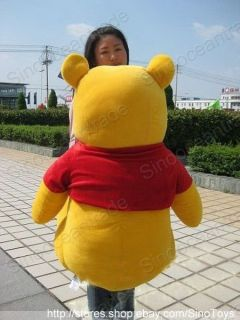 What a giant Winnie the Pooh Very lovely and cuddly Fast&free