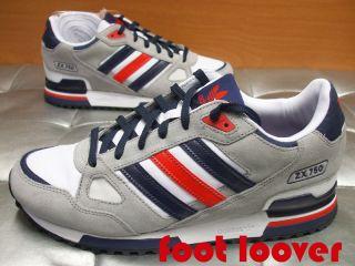 Scarpe Adidas ZX 750 TG 43 1/3 V20867 running vintage uomo 2012