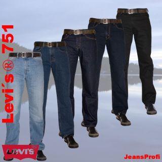 ... Levi´s ® Jeans 751 Hose Hosen Weite 32 33 34 36 38 40 42  Levi Strauss  Jean ... a0f2850d60