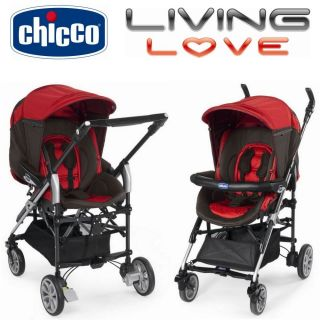 Chicco 2012 Sportwagen Living Love Red Passion