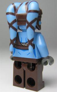 LEGO Star Wars Figur Jedi Aayla Secura mit Laserschwert (aus Bausatz