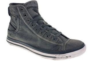 Diesel Magnete Exposure I Men   Schuhe Sneaker   Gunmetal Y00023PS752