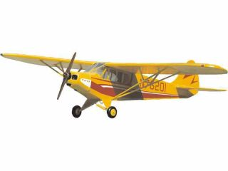 Piper Super Cub 95, Krik Guillows