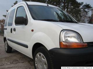 Renault Kangoo Rapid 1,9 Diesel 1.Hand Polizei Behördenfahrzeug