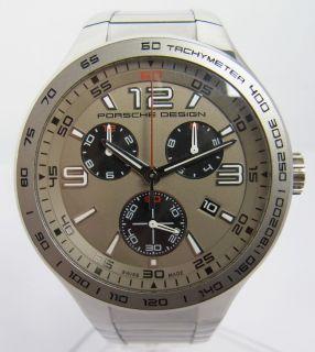 Orig. Porsche Design Flat Six P`6320 Chronograph HAU mit Box und