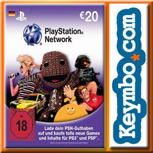 Playstation Network Card In Video Games Consoles