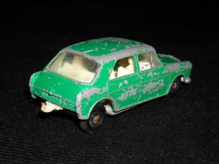 Vintage Lesney Matchbox No.64 MG 1100 Die Cast Car