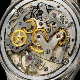 BREITLING Uhr Chronograph 788 Premier Tricompax aus 1943