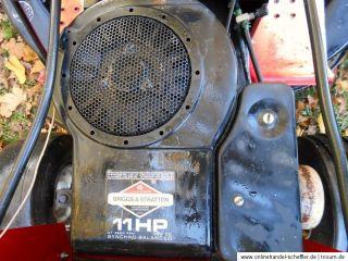 Aufsitzmäher Traktor Rassenmäher MTD Ventzki 111 SL mit zwei mal