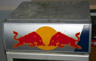 Red Bull Kühlschrank Baby Cooler : Red bull baby cooler led refrigerator fridge new with lock rbi bc led