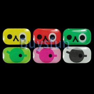 Cute Home Button Sticker New For Samsung Galaxy S2 S II i9100