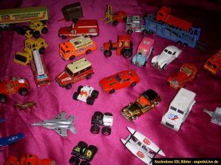 KONVOLUT35 AUTOS VON MATCHBOX,LESNEY,SIKU,Majorette,Hotwheels,usw