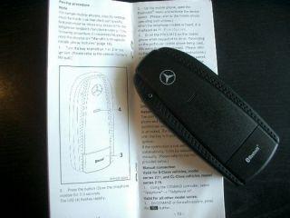 Benz Telefonmodul mit Bluetooth   HFP Profil B6 787 5877