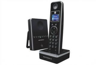 Motorola D811 Schnurloses Telefon mit Anrufbeantworter