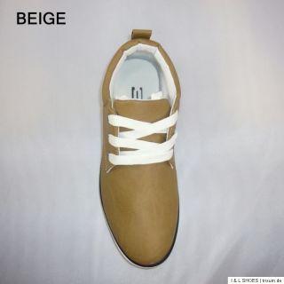 Business Herren Schnürer Schuhe Sneaker NEU 40 45