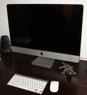 Apple iMac 68,6 cm (27 Zoll) Desktop   MC814D/A (Mai, 2011)