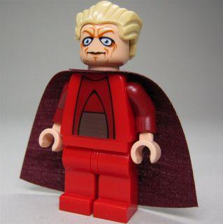 LEGO Star Wars Custom Figur Kanzler Palpatine mit Hologramm