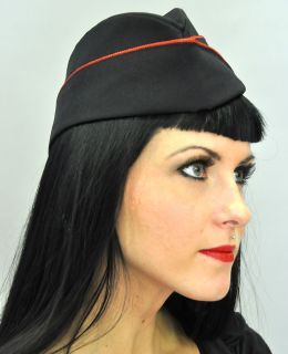 SAILOR Matrosen 40er SCHIFFCHEN Uniform HUT PinUP EMO Rockabilly