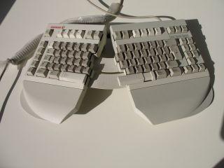 Neu & OVP Cherry ErgoPlus G80 5000 HAMPO Tastatur keyboard RSI MX5000