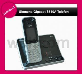 Siemens Gigaset S810A / S810 mit AB analog Telefon 0609613617935