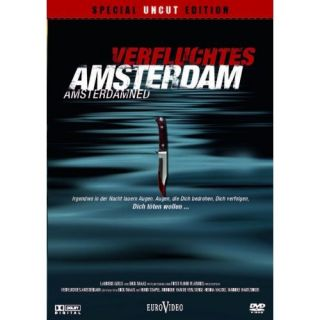 VERFLUCHTES AMSTERDAM   SPECIAL UNCUT EDITION DVD/NEU 4009750215999