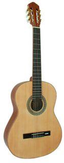 Konzertgitarre Massiv 3/4  Jose Ribera  Modell 813 in hochglanz