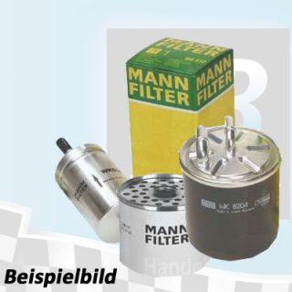 MANN Kraftstofffilter WK 830/7 AUDI A4 A6 VW Golf Jetta Passat Polo